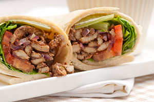 Plat Libanais à Emporter Cuisine Libanaise Paris Sandwich Libanais